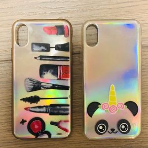 iPhone X Phone Cases (2-Pack)
